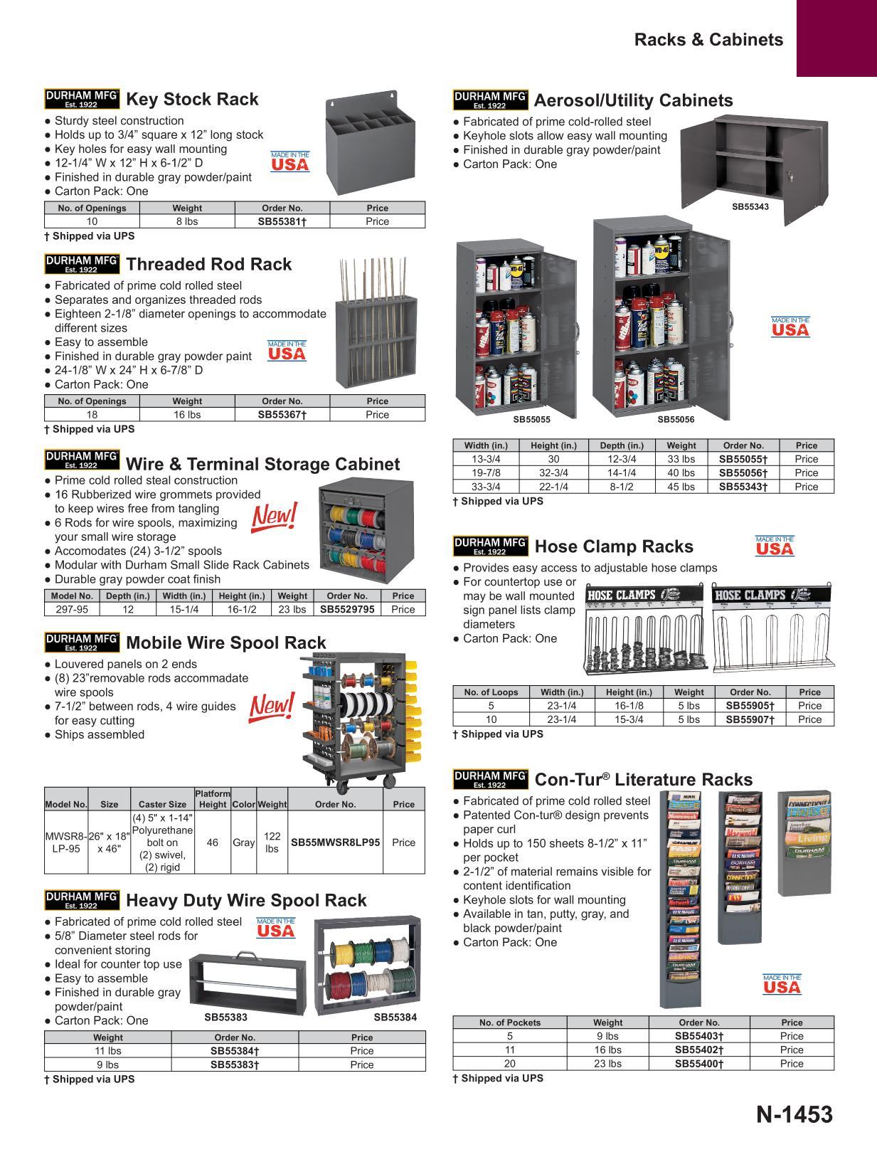 Material Handling - 2017 Master Catalog Page 1453